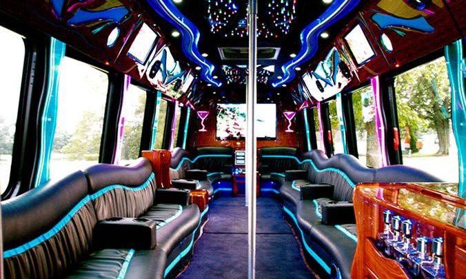 Limo Bus Service Atlantic City